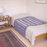 Bewohnerzimmer mit Bett